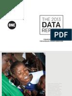 Data Report 2013