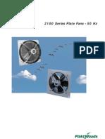 flaktwoods plate fan