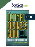 [Stuart Crainer] the Ultimate Business Guru Book (Bookos.org)