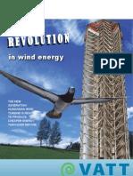 VATT- Vertical Axis Turbine Tower