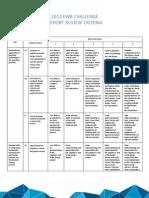 2013 EWB Challenge Report Review Criteria