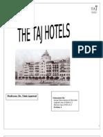 Taj Hotel Project
