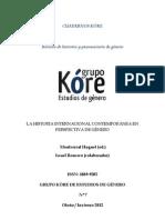 Cuadernos Kóre publicación mujeres saharauis