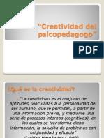 Creatividad Del Psicopedagogo