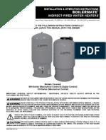 Boilermate Manual