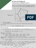 Cálculo de área e Introdução ao Nivelamento (1)