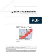 How to Upload CO-PA hierarchies .doc