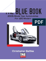 d20M - The Blue Book 2005