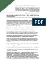 Ficha 18 Afecto y Aprendizaje