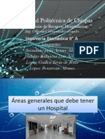 Areas Genereles de Un Hospital