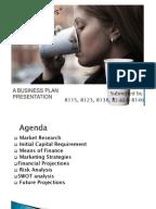 Chrysler group business plan