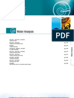 Catalogo de Delta Ohm de Agua