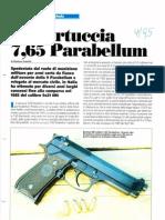 7,65 Parabellum - Cartuccia