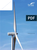 Fersa Informe Anual 2009