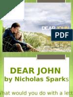 DEAR JOHN 1.pptx