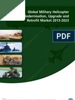 Global Military Helicopter Modernisation, Upgrade and Retrofit Market 2013-20232
