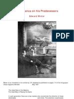 Edward Winter - Capablanca on His Predecessors