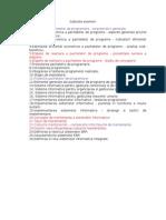Subiecte Examen Pachete de Progr.contabilitate