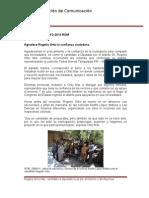 28-05-2013 Boletín 010 Agradece Rogelio Ortiz la confianza ciudadana
