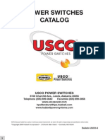USCO Switch Catalog