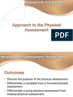 Approach to the Physical Assessment