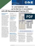Pv Elite API 579l