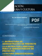Estructura de Administracion de Proyecto