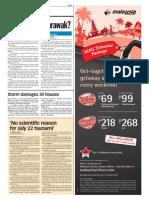 thesun 2009-04-20 page07 snap polls in sarawak