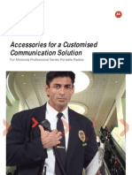 Accessories for a Customised Communciation Solution