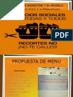 REDESSCAN Foro Bienestar Social Mayo 2013