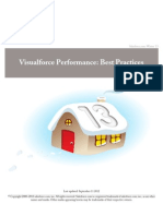 Salesforce Visualforce Best Practices