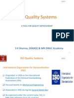 ISO Quality Systems