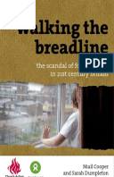 Walking the Breadline: The scandal of food poverty in 21st-century Britain