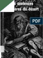 Pères du Désert - Regnault (Solesme) - Les Sentences des Pères du Désert I. coll-alph-vol1.pdf