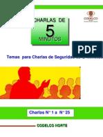 Charlas-N°-1-a-N°-25