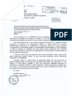 Adresa Ministerul Finantelor Publice Decontare Cheltuieli de Transport