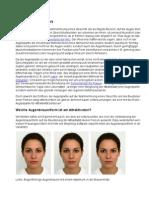 Beautycheck - Augen Und Brauen