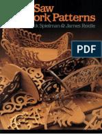 Scroll Saw Fretwork Patterns