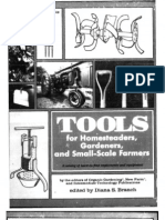 Tools for Homesteaders