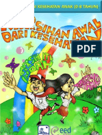 Seri Informasi Kesehatan Anak Buku 1