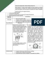 CUADRO COMPARATIVO DE TECNICAS DE PURIFICACIÓN Y SEPARACIÓN