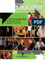 2013 The American Mold Builder - Spring