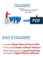 leader followers relationship