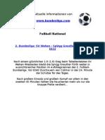 2. Liga - SV Wehen Wiesbaden - SpVgg Greuther Fürth (0-1)