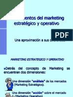 01 Fundamentos del Marketing estratégico y operativo