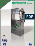 2A CNG Dispenser