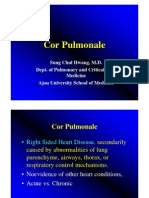 Cor Pulmonale [Read-Only]