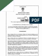 Decreto+934+Del+9+de+Mayo+de+2013