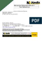N1Jundiz 2011 Test Peligrosas Radiactivos