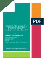 Signifikan Teknologi Dna Dalam Penyelesaian Masalah Manusia Sejagat.pdf